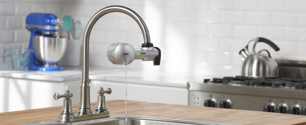Filtro per l'acqua del rubinetto: 3 modelli top
