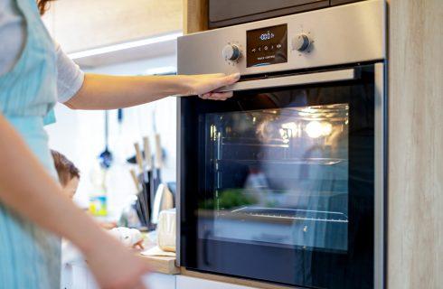 Pirolitico, il forno che si pulisce da solo