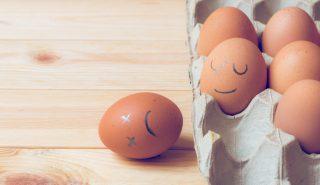 Perché non dovresti buttare le uova scadute
