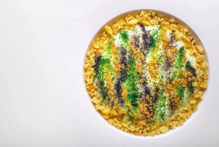Top 3 dei migliori piatti di Linfa, nuovo stellato di San Gimignano
