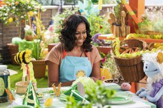 Waffles + Mochi: su Netflix Michelle Obama insegna la corretta alimentazione ai bambini