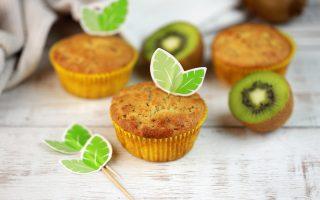 Muffin ai kiwi: da fare in pochi semplici passi
