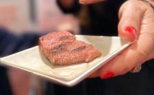 La carne veg stampata in 3D è ora stellata