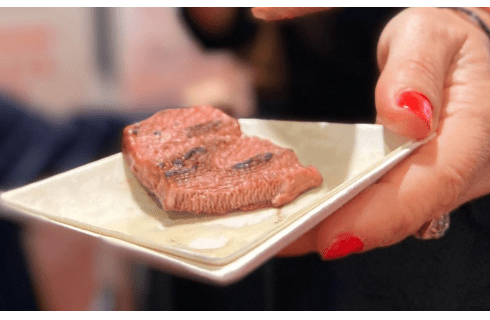 La carne vegetale stampata in 3D arriva nei ristoranti stellati