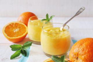 Orange curd: crema golosa
