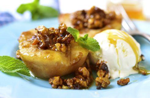 Pere alla griglia: dessert semplicissimo
