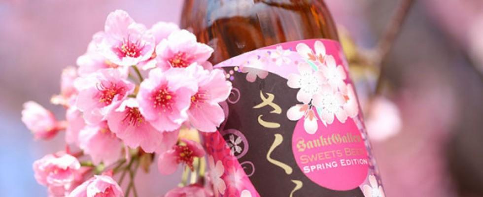 Sakura, la birra in onore della fioritura dei ciliegi