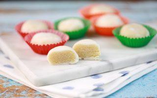 Sospiri Sardi: dolcetti senza farina né uova
