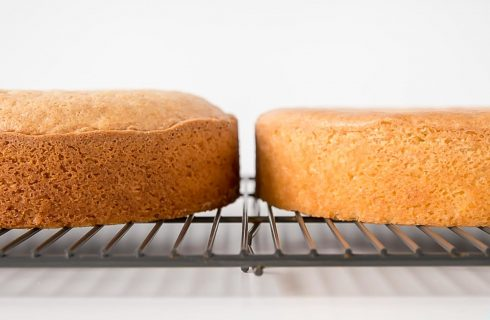 How to: come sfornare una torta perfettamente piatta