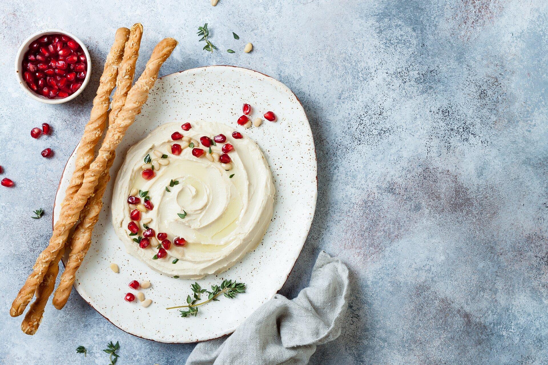 Hummus Ricetta Semplice Senza Tahina.Ricetta Hummus Senza Tahina Dal Medioriente Agrodolce