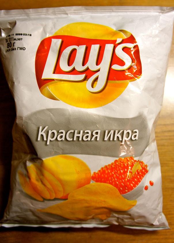 I gusti di patatine più assurdi - Foto 28
