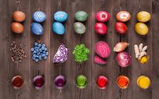 How to: colorare le uova per la Pasqua