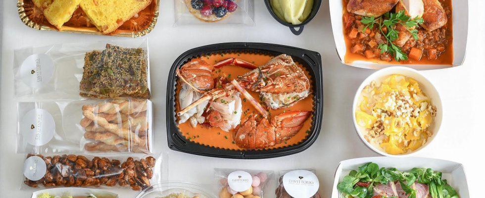 Come uno chef: le box dei ristoranti per cucinare a casa