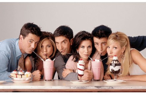 Nasce Central Perk Almond Fudge, il gelato di Friends