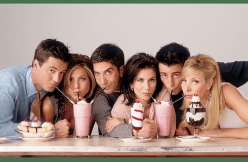 Nasce Central Perk Almond Fudge, il gelato di Friends