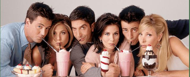 Nasce il gelato ispirato a Friends