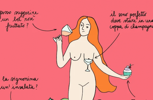 La campagna #ilgustononhagenere combatte gli stereotipi sulle donne
