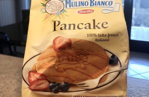 Mangiato da noi: Pancake Mulino Bianco
