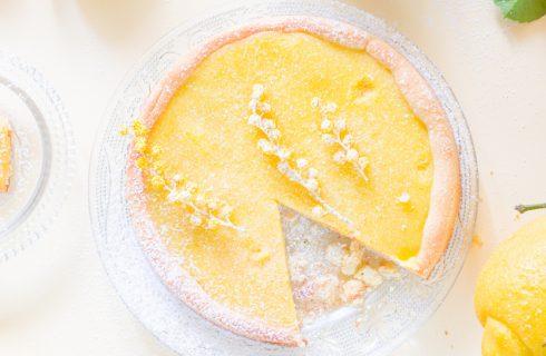 Crostata mimosa: per la Giornata Internazionale della Donna