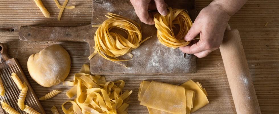 Piccola guida imprescindibile alla pasta fatta in casa