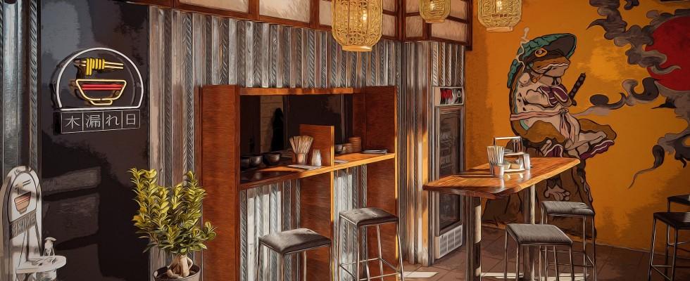 A Ostia apre il primo ramen bar del litorale, Komorebi