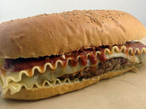 Le 19 paste più assurde del mondo - Foto 8
