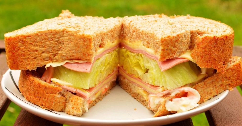 22 panini assurdi che (forse) mangeremmo - Foto 9