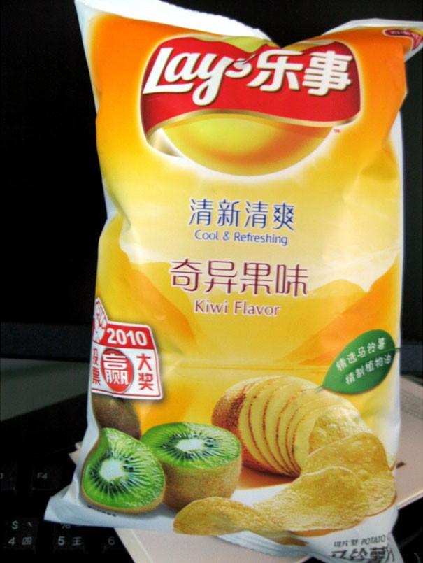 I gusti di patatine più assurdi - Foto 23