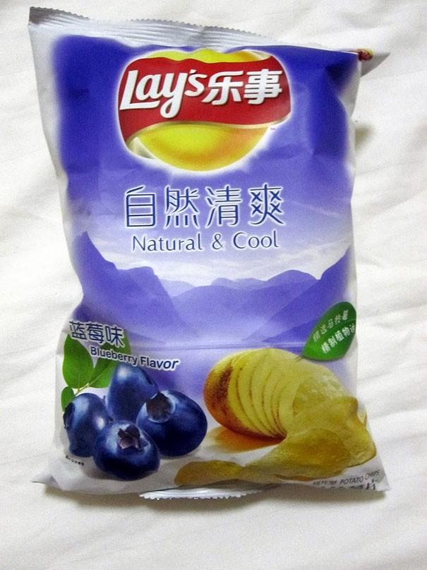 I gusti di patatine più assurdi - Foto 22