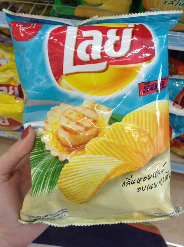 I gusti di patatine più assurdi - Foto 21