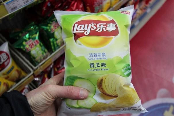I gusti di patatine più assurdi - Foto 20
