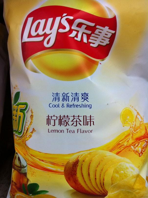 I gusti di patatine più assurdi - Foto 18