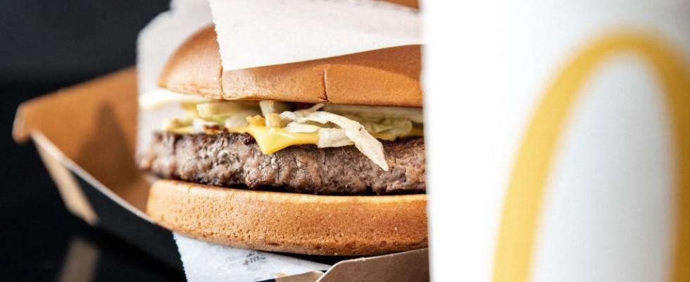 McDonald's sfida Redzepi in Danimarca (con il panino di un altro chef stellato)