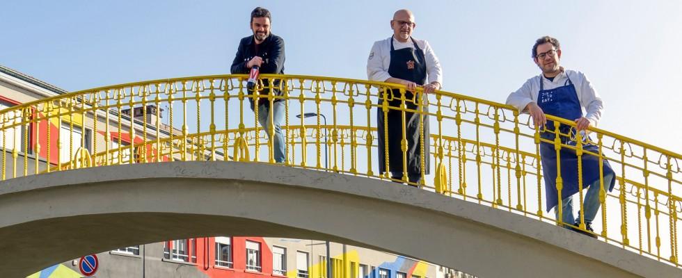 Milano, il Naviglio Pavese riparte da Na.Pa. delivery di quartiere