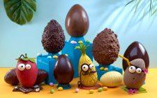 13 uova di Pasqua per addolcire il 2021