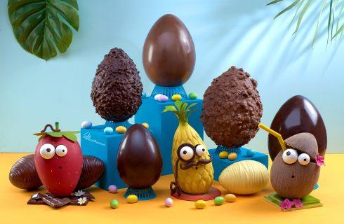 13 uova di Pasqua per questo 2021 da addolcire
