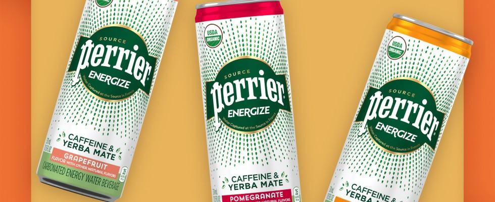 Perrier: la celebre acqua crea il suo energy drink