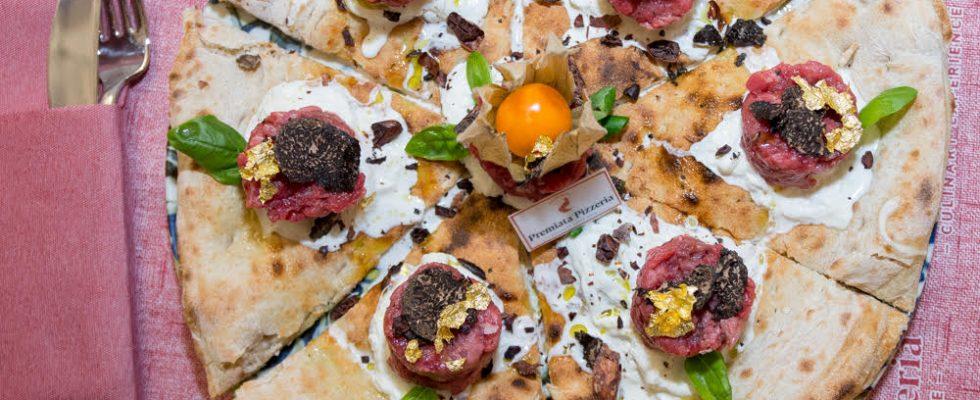 La pizza più costosa di Puglia costa 69 euro