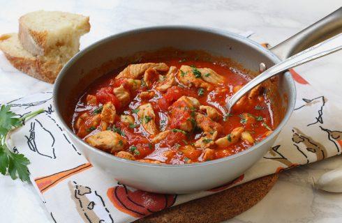 Pollo in agrodolce alla siciliana: secondo gustoso