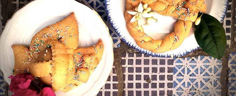 Pupi con l'uovo, i biscotti della Pasqua siciliana