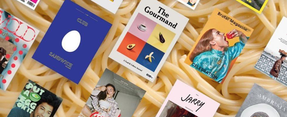 24 food magazine indipendenti che sicuramente amerai