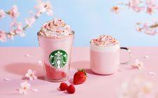In Giappone cibi e bevande diventano rosa