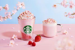 In Giappone l'effetto Sakura coinvolge cibi e bevande