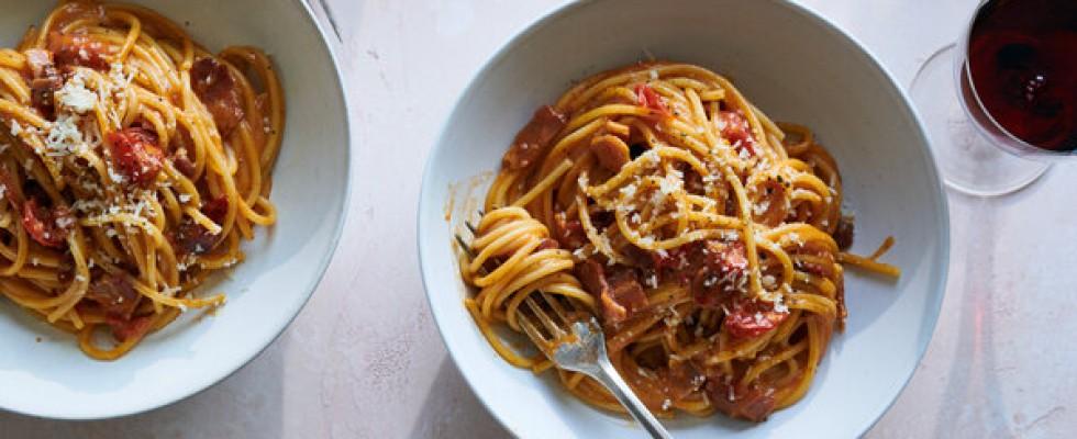 E voi la mangereste la Carbonara al Pomodoro del New York Times?