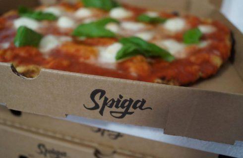 Spiga Pizzeria: la pizza romana della Prenestina