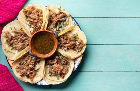 Tacos di agnello: una cena diversa dal solito