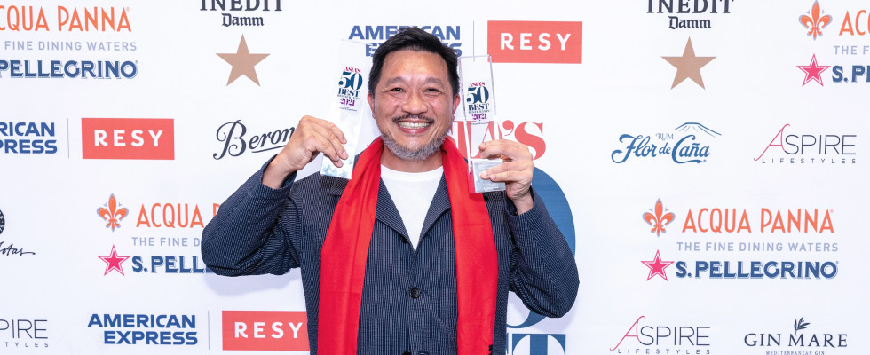 50 Best: Hong Kong prima in Asia con The Chairman