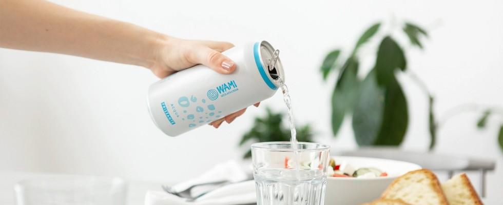 Wami, l'acqua solidale e sostenibile che aiuta gli altri