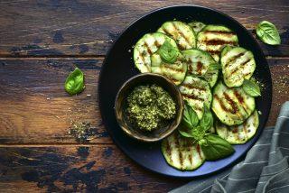 Zucchine marinate alla griglia