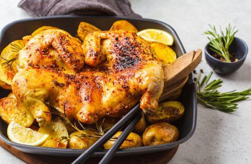 Pollo al mattone: ricetta di una volta